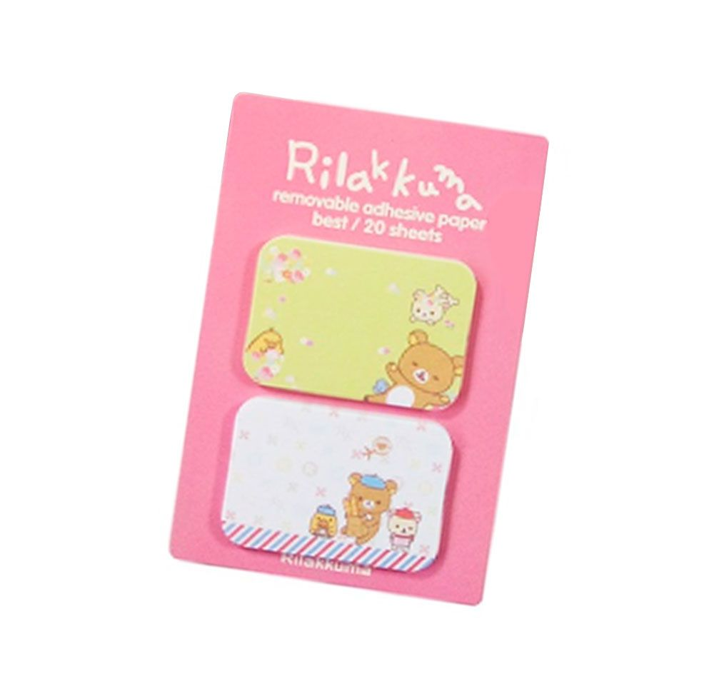 Mini Sticky Note/Post-it Rilakkuma