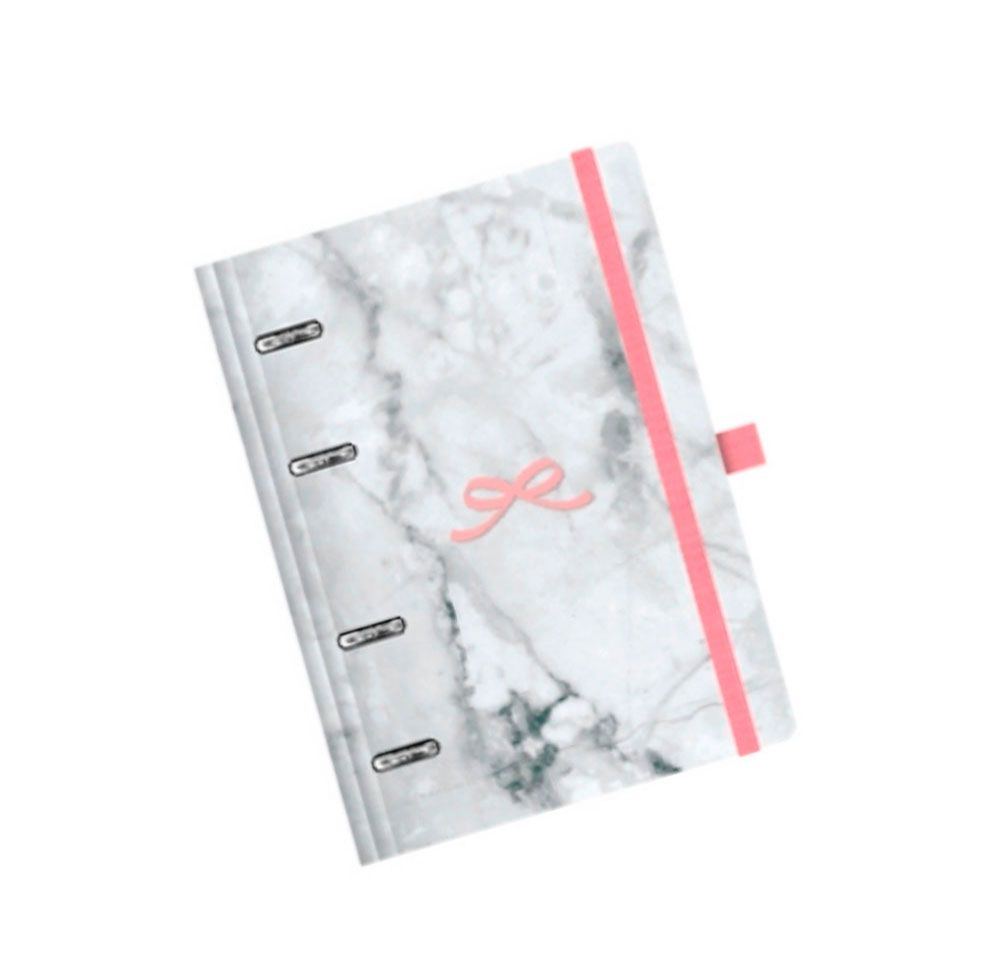 Planner Pink Stone Permanente