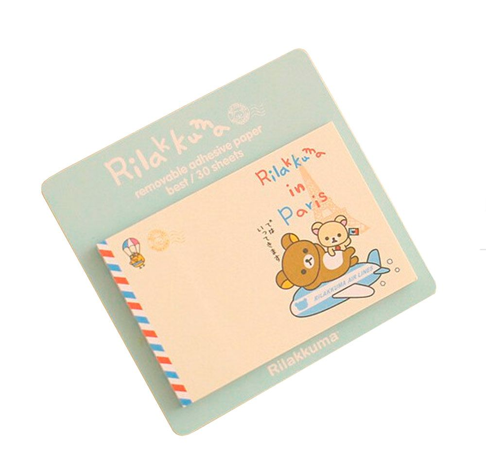Sticky Note/Post-it  Rilakkuma