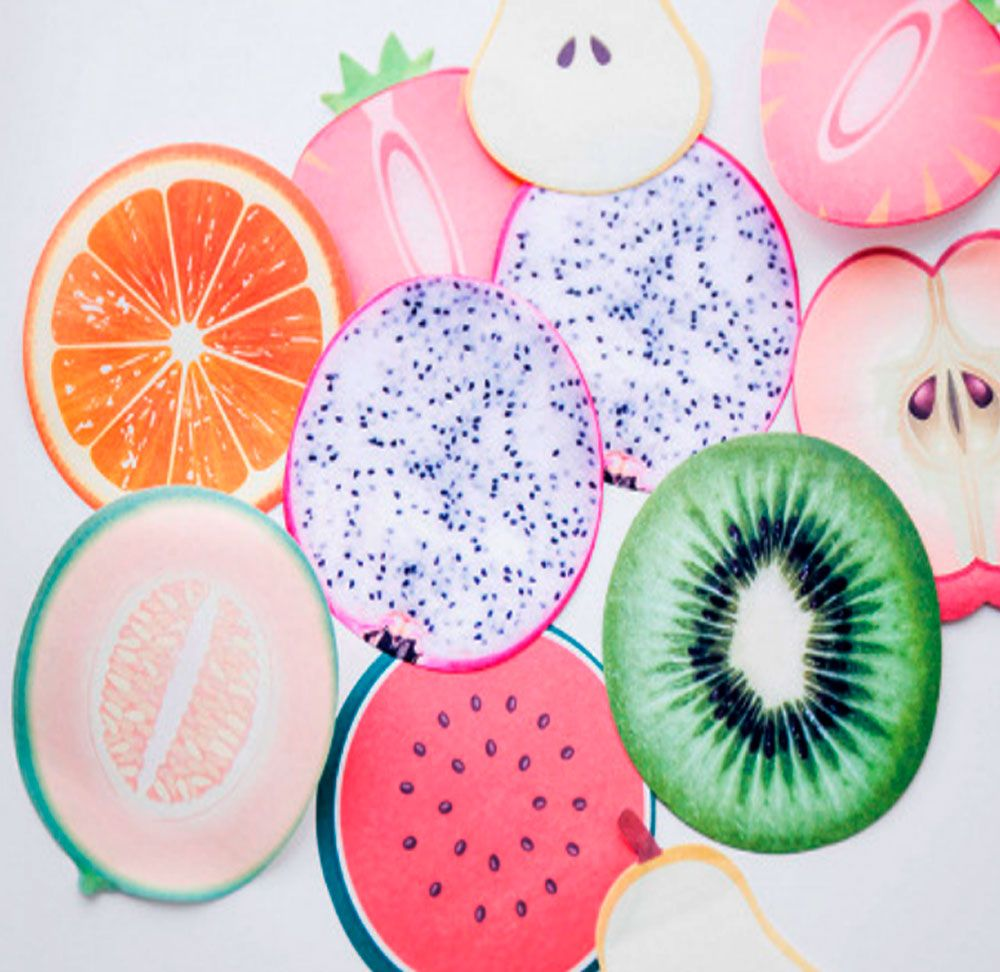 Sticky Note/Post-it  Fruit Section