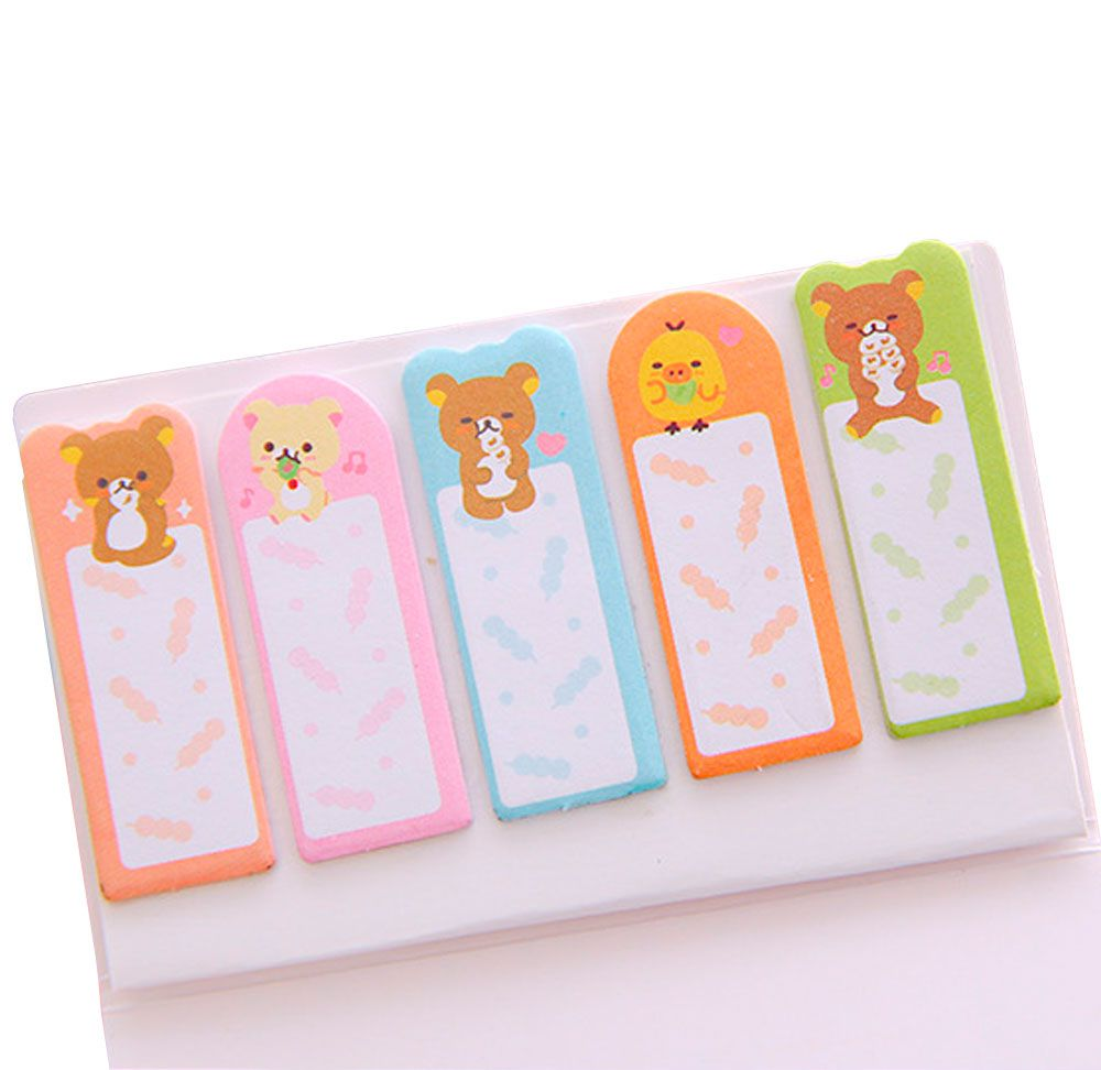 Sticky Note/Post-it  Rilakkuma Comidinhas