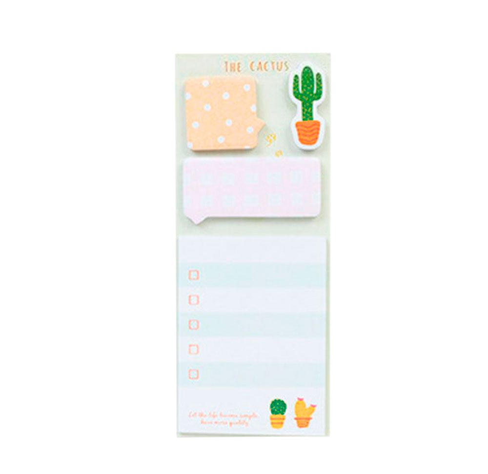 Sticky Note/Post-it  Cactos - Stick Marker The Cactus
