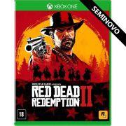 Red Dead Redemption 2 - Xbox One (Seminovo)
