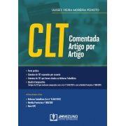 CLT COMENTADA ARTIGO POR ARTIGO