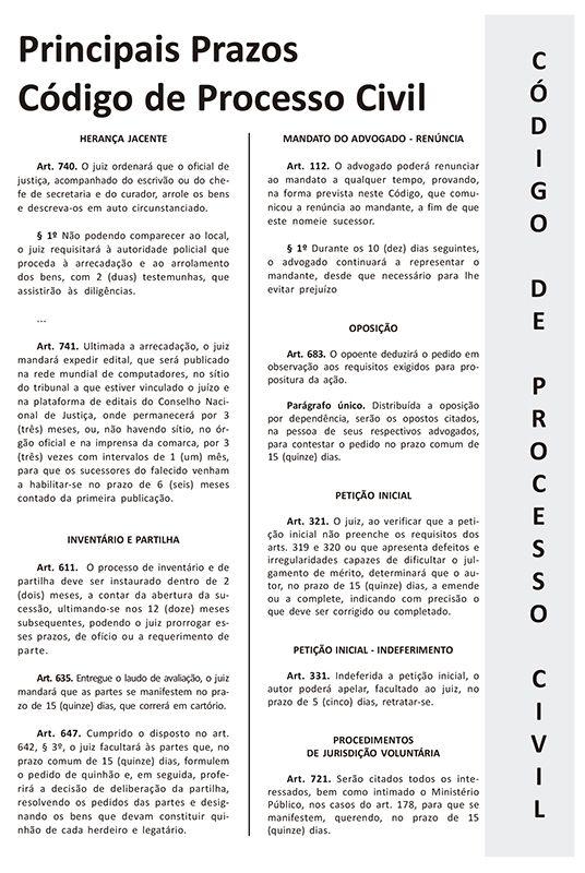 Agenda jurídica 2019 - Cor marrom