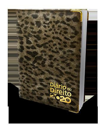 AGENDA JURÍDICA - DIÁRIO DO DIREITO 2020 - ONÇA
