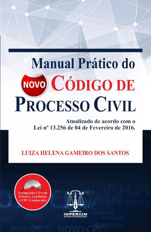 Manual Prático do Novo Código de Processo Civil