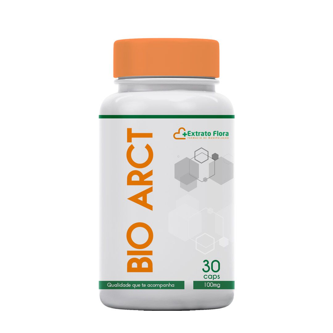 Bio Arct 100mg 30 Cápsulas