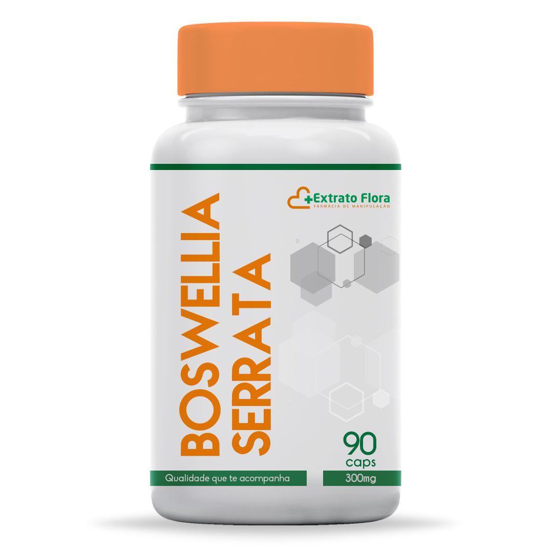 Boswellia Serrata 300mg 90 Cápsulas