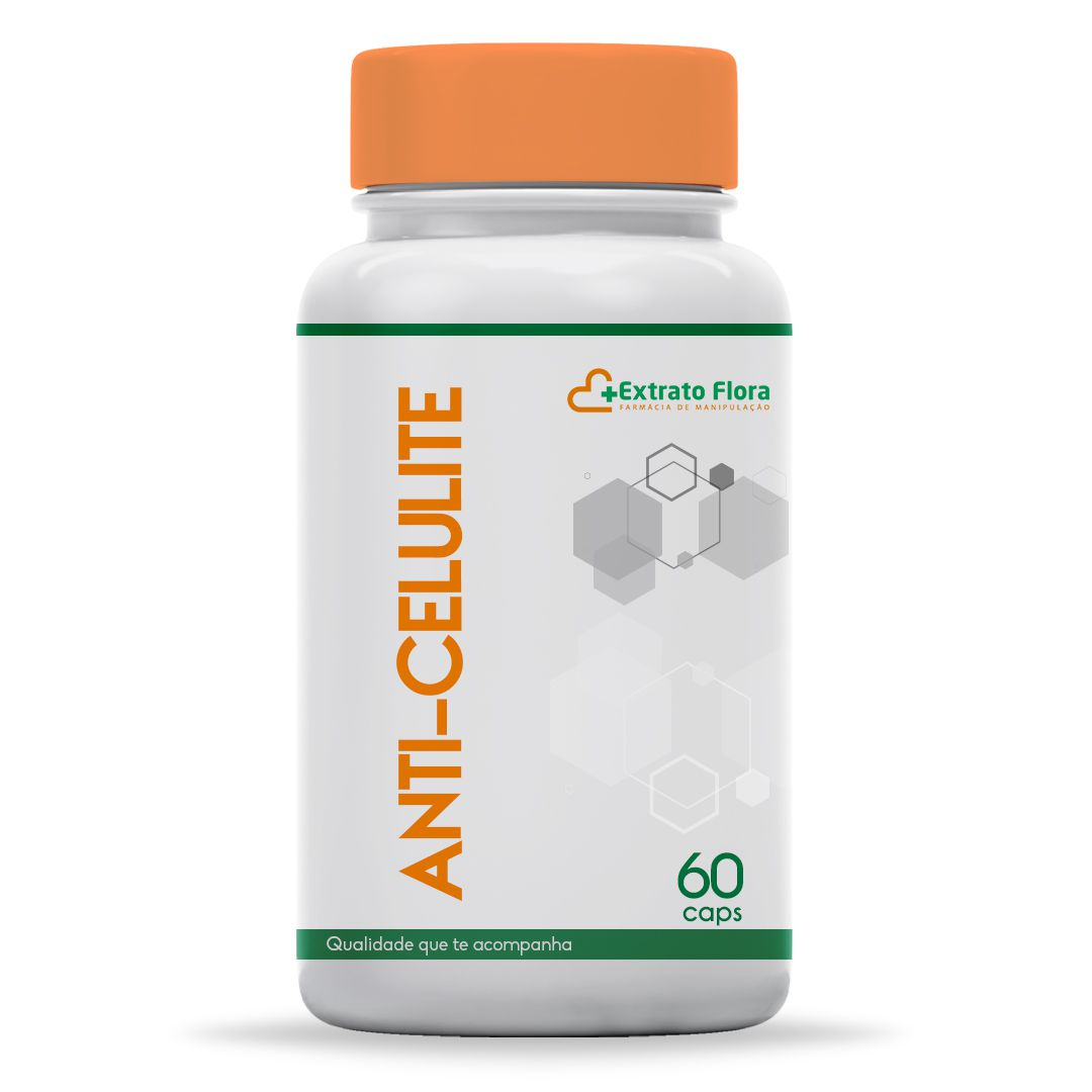 Cápsula Anti Celulite 60 Cápsulas