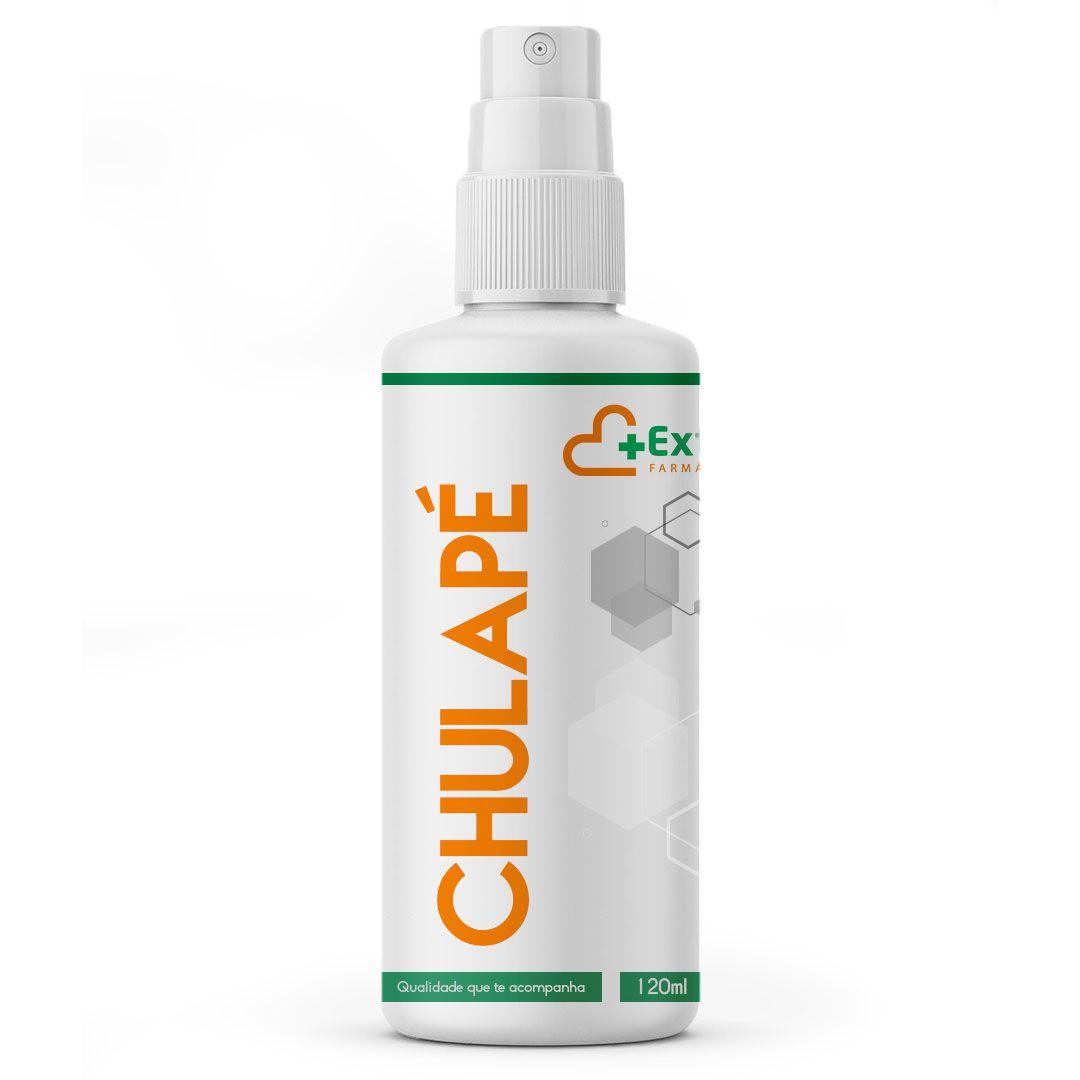 Chulapé 120ml (spray anti-chulé)