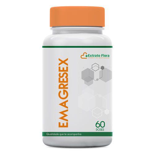 Emagresex 60 Doses (agar-agar + psyllium + spirulina + berinjela)