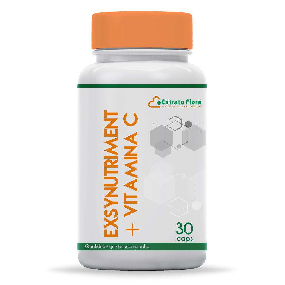 Exsynutriment 200mg com Vitamina C 300mg 30 Cápsulas