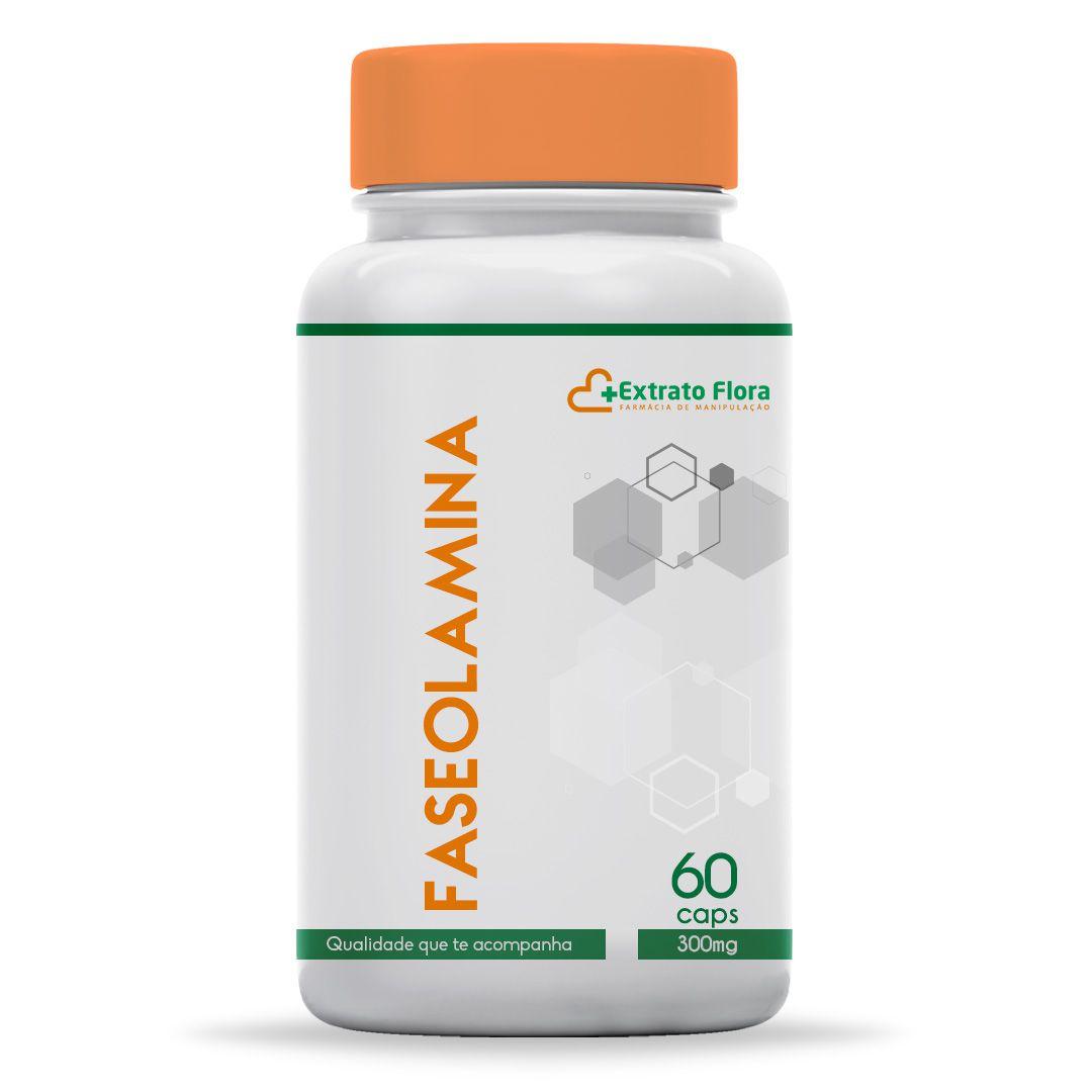 Faseolamina 300mg 60 Cápsulas