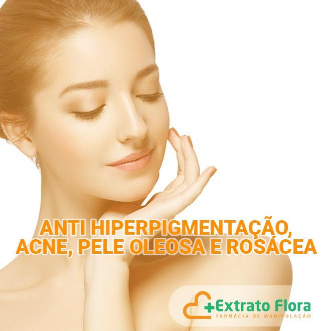 Gel Creme Antiacne Facial 60g (Azeloglicina)