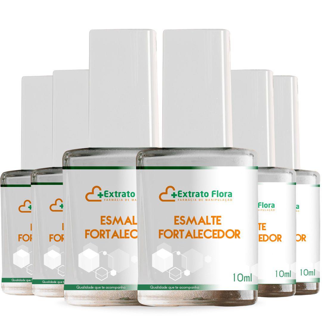 Minoxidil Esmalte Fortalecedor 6 unidades 10ml