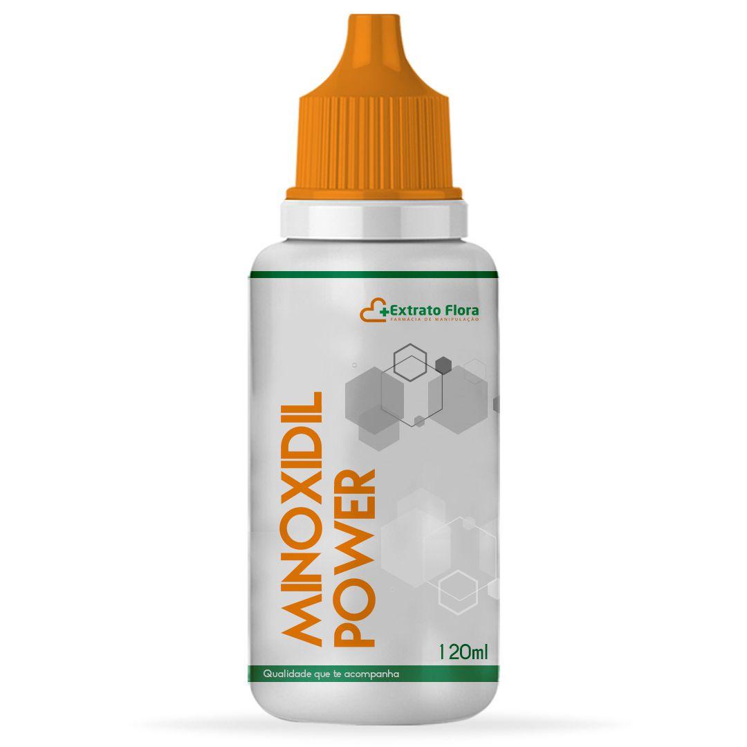 Minoxidil Solução Capilar Power 120ml