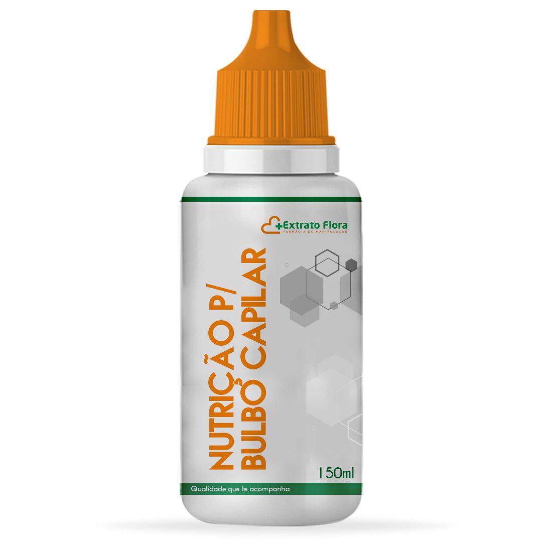 Nutrição para Bulbo Capilar 150ml