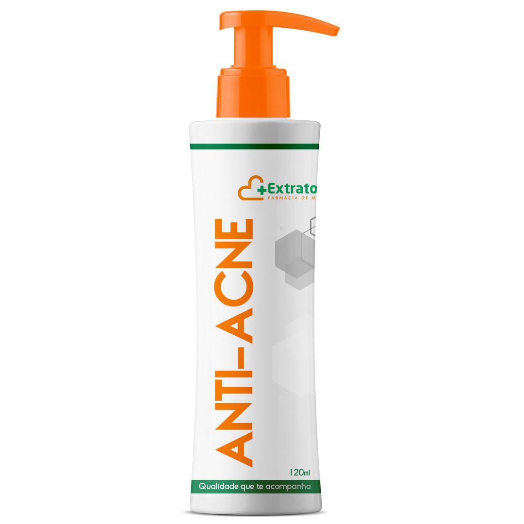 Sabonete Anti-acne 120ml