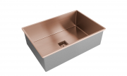 CUBA PRIMACCORE SEMI TOP MOUNT 600 ROSE GOLD 60X42X20CM - DeBacco