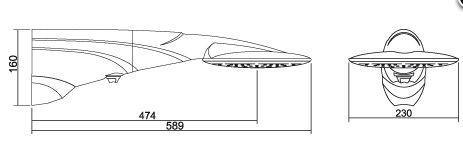 DUCHA ADVANCED TURBO MULTITEMPERATURA 127V BRANCA 7510524 - LORENZETTI