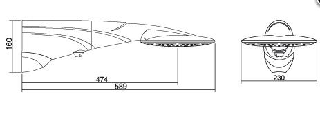 DUCHA ADVANCED TURBO MULTITEMPERATURA 220V BRANCA 7510526 - LORENZETTI