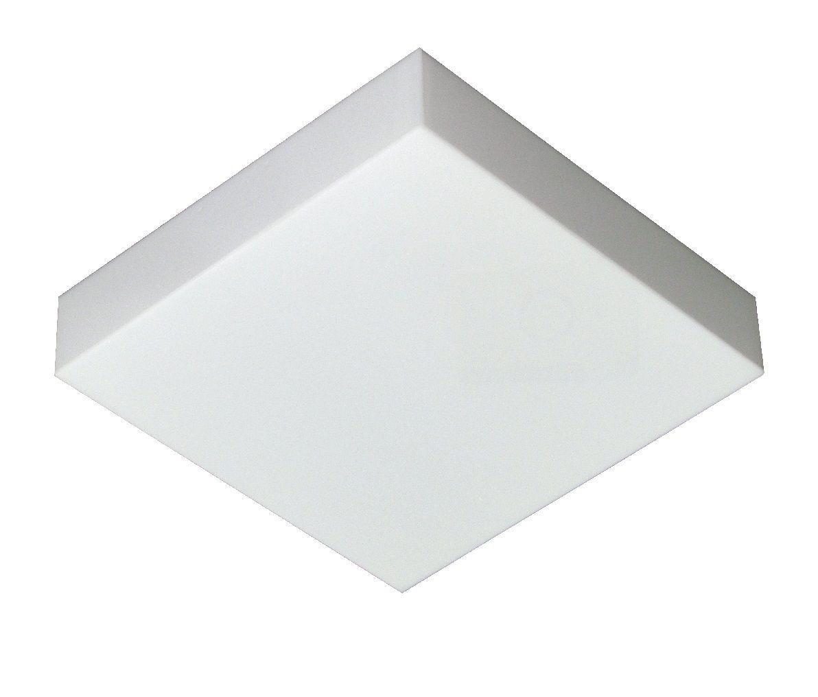 PLAFON LED VALÊNCIA 16W 6500W BRANCO - TUALUX