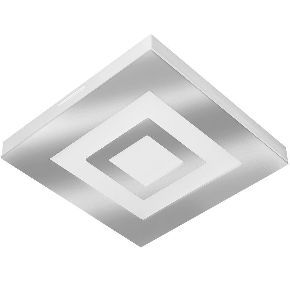 PLAFON LED ASTURIAS 26X26 16W  - TUALUX