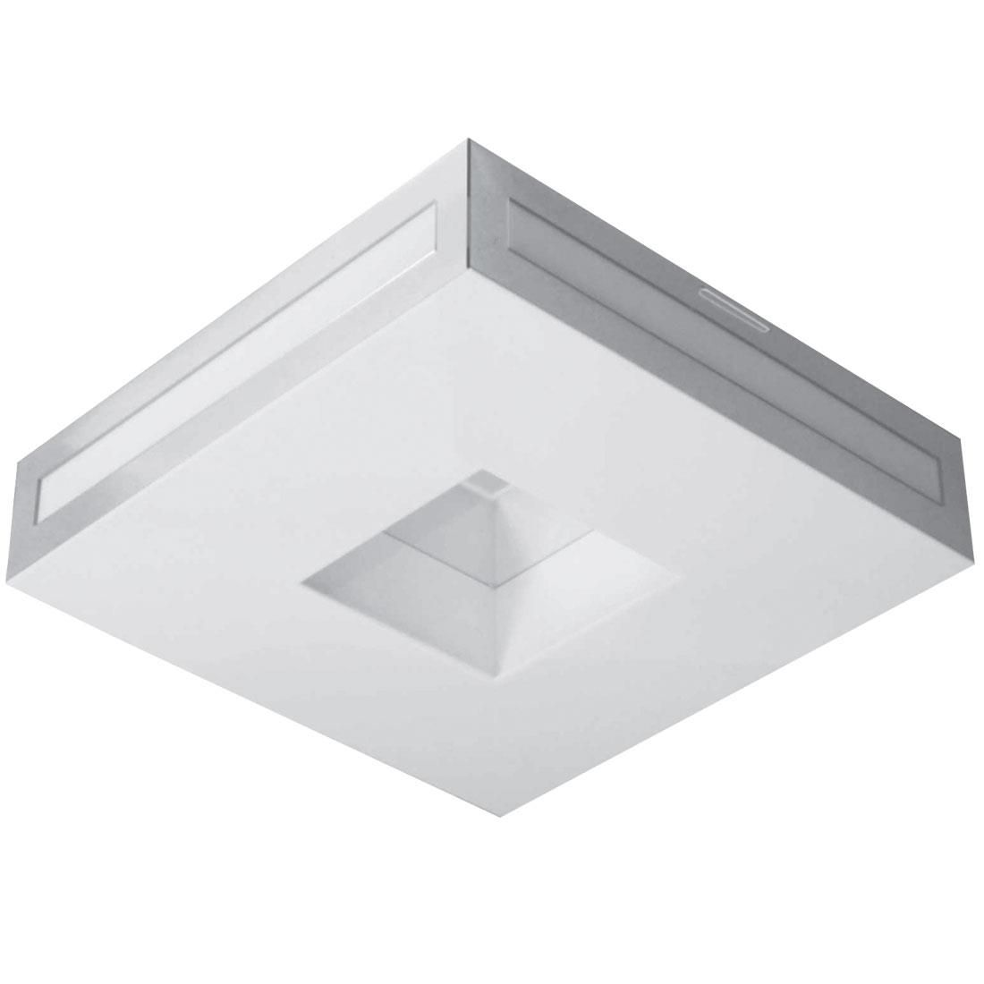 PLAFON LED ASTURIAS 36X36 25W - TUALUX