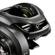 A Carretilha Shimano Curado 201 XG Esquerda