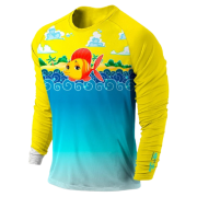 Blusa Infantil ProLife UV  Authentic - GoldFish