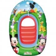Bote Infantil Inflável Bestway - Disney Mickey 1,02m X 69cm