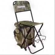 Cadeira com Mochilha Marine Sports HMS043 Camuflada