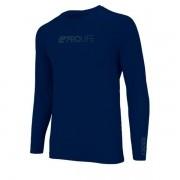 Camisa Repelente de Insetos e Proteção UV Prolife Masculina - Azul Marinho