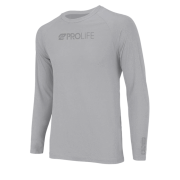 Camisa Repelente de Insetos e Proteção UV Prolife Masculina - Cinza