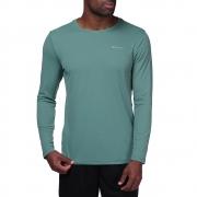 Camiseta Columbia Neblina  Masculina M/L - Verde