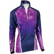 Camiseta Com Proteção UV Faca Na Rede CS 20 Girl Purple