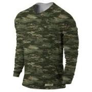 Camiseta Masculina ProLife Proteção UV - Army