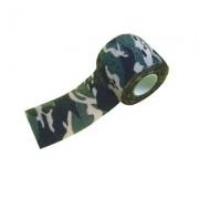 Camo Tape Fita Adesiva Para Armas Nautika Tático - Camuflado