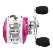 Carretilha Albatroz Fishing Crotalus Pink