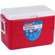 Caixa Térmica Cooler Coleman Performance Chest Cooler 28 quart