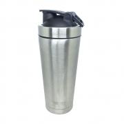 Garrafa Térmica Nautika Shake 710 Ml - Cinza