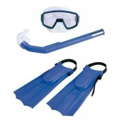 Kit para Mergulho Nautika Pacific Azul Infantil