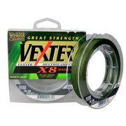 Linha Vexter X8 Multifilamento 300m
