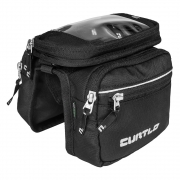 Mini Alforje Curtlo Quadro Transport c/ Porta Celular