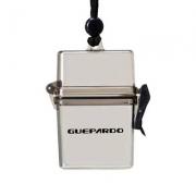 Porta objetos Guepardo Retangular G  - Prata