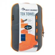 Toalha Sea To Summit Tek Towel Laranja Pequena