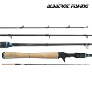Vara de pesca Albatroz Fishing - Enzo Sport - Carretilha