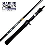 Vara de pesca Marine Sports - Evolution G3 -  Carbono - Carretilha