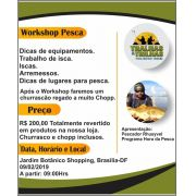 Workshop de Pesca Tralhas e Trilhas